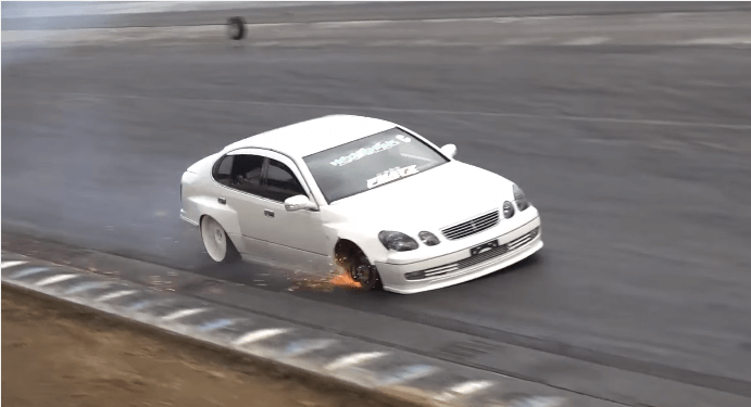 Drift fails compilation
