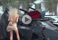 Will Batmobile help Batman with picking up girls?
