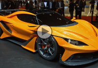 2016 Geneva Motor Show – Top 5 mind-blowing hypercars!