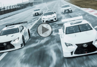 Lexus 'Dance of F' – The drifting ballet is on!