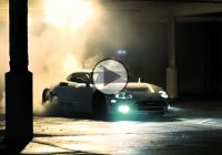 Spyker C8 hooning viciously with Ryan Tuerck!!!