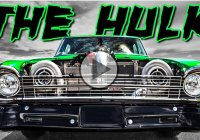 The Hulk Chevy Nova – The beast just got angry!!!