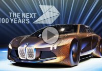 Vision Next 100 BMW car concept – The self driving car!!!
