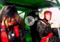 Youngest Drifter In The World – Stavros Grills!!!