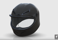 The Rainpal – The First Ever Electric Wiper For Helmets!