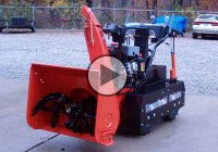 The Purpose Of Snow Blowers And How They Are Made!