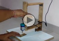 How To Make A Homemade PCB Drilling Machine!