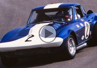 The legendary 1963 Corvette Grand Sport has been remade!