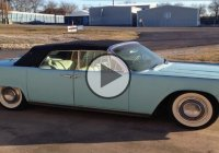 1965 Lincoln Continental Convertible Air Ride!