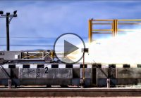U.S. Air Force Shatters MagLev Speed Record with 633 Mph Rocket Sled!