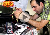 How To Jump Start a Car with AA Batteries!