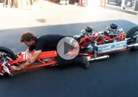 2 Ducati engines powering one single motorbike – for the win!