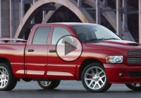 2005 Dodge RAM SRT-10, the fastest production pickup truck!