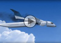 Aircraft With A Capsule To Save Passengers During Catastrophe – Amazing?