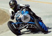 3 wheel Kawasaki Z1000 – Having fun around the bends!
