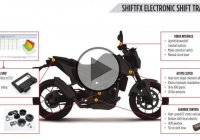 ShiftFX Electronic Shift Transmission – Turns Your Manual Bike Into a Semi-Auto!