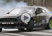900HP Ford Mustang RTR with Vaughn Gittin Jr. behind the wheel!