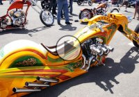 Coolest bike show ever – Sturgis Rally Rat's Hole!
