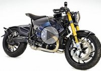 Custom BMW R1200 – Unique build by Giulio Paz!