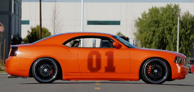 Dodge Charger SRT8 General Lee