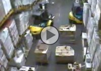 Forklift fail so bizarre that it will surely get you fired!
