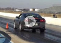 Brand new Mustang fail! Manual shifting can be tricky :)
