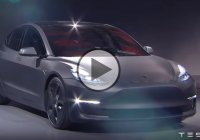 Tesla Model 3 unveiled and there are almost 300K pre-orders!!
