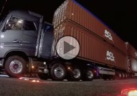 Volvo trucks and Magnus Samuelsson against 750 tons!!