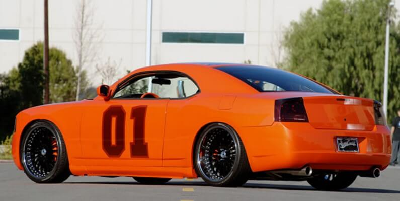 dodge Charger SRT8 General