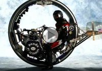 Monocycle: The invention that almost killed its inventor!!!