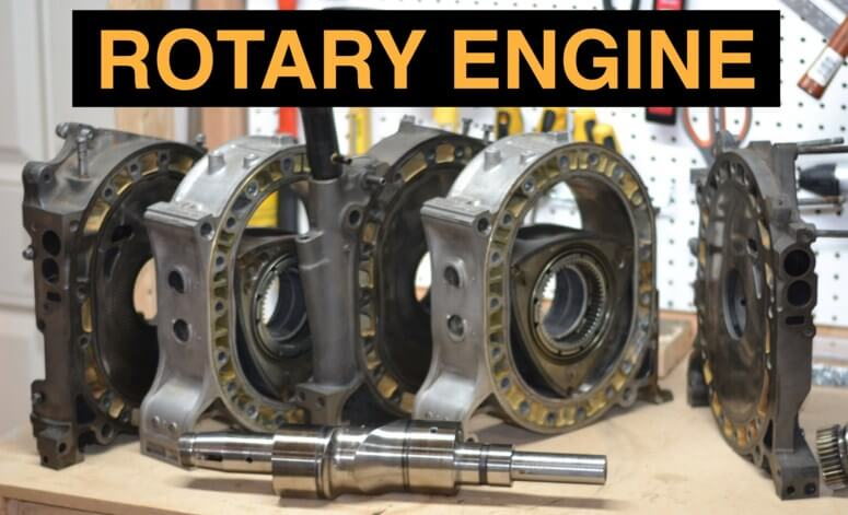 Why the Rotary engine is Dead