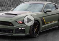 Roush Performance Ford Mustang RST EcoBoost!