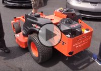 Get Lazy With This Remote Control Zero Turn Lawn Mower!