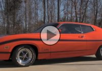 1970 Ford Torino King Cobra prototype with a Boss 429 engine!