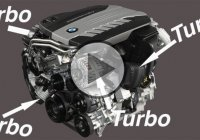 BMW Debuts New Quad Turbocharged Diesel Engine!!