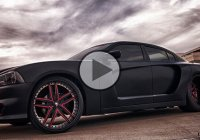 "Custom wide body 2011 Dodge Charger R/T – ""The Reaper""!"