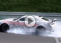 2017 Camaro Z28 prototype crashes at Nürburgring!