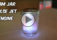 Testing a Pulse Jet In a Jam Jar – Thrilling Experiment!