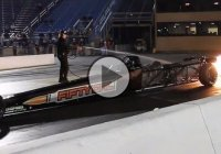 Scotty Heat's Fifty Cal Jet dragster hits 5.20 @305mph!!