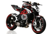 Diablo Brutale 800 – MV Agusta and Pirelli's special work of art