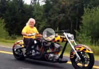 Double engine Harley – Because one engine is too mainstream!
