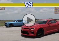 Hennessey Performance Camaro SS takes down the Hellcat!