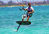 HydroFoiling – Flying on water is the most fun thing ever!