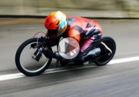 S1 gravity bike – cornering at speed like a boss!