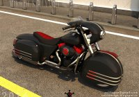 Harley Davidson pays tribute to ZIS 110 with an awesome creation!!!