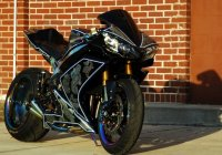 Ultimate custom built Yamaha R1 – The American style!