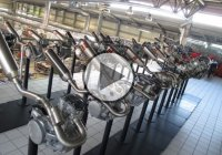 Akrapovic Factory Tour – Take a Look Inside The Leading Exhaust Manufacturer!
