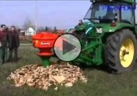 John Deere Stump Grinder – Grind Stumps Into Dust!