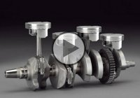 Yamaha YZF R1 Crossplane Crankshaft Technology Explained!