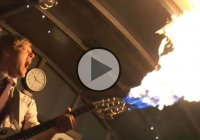 Flamethrower Guitar – Colin Furze Went All Mad Max On This One!